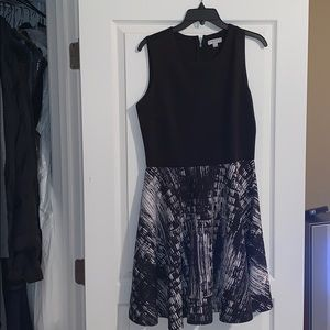Dress fit and flair